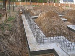 Строительство фундамента под ключ. Новокуйбышевские строители.