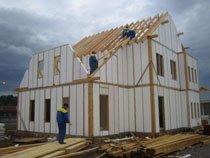 каркасное строительство домов Новокуйбышевск