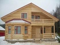 Строительство домов из бруса в Новокуйбышевске. Нами выполняется строительство домов из бруса, бревен в городе Новокуйбышевск и пригороде